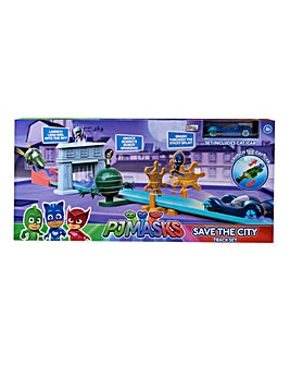PJ Masks Save The City & Car