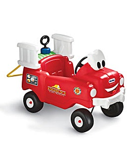 Little Tikes Spray n Rescue Fire Truck
