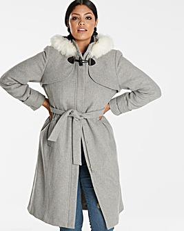 Premium Fashion Duffle Coat