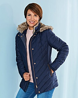 Premium Short Padded Coat