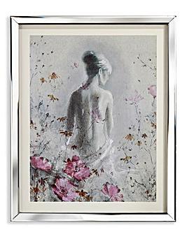 Arthouse Isabelle Mirror Framed Print