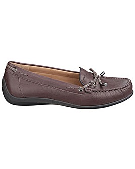 Geox  Yuki Slip on Moccasin Shoe