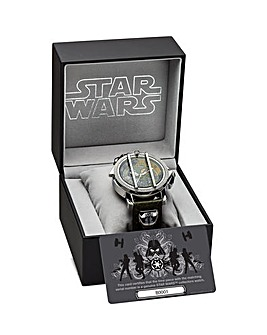SW BOBA FETT COLLECTERS WATCH