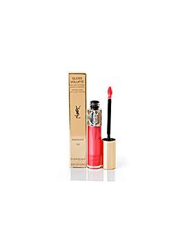 YSL Gloss Volupte Lip Gloss-Rose Satine