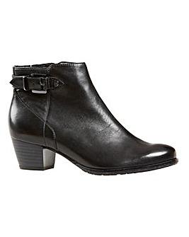 Van Dal Porter Ankle Boots Wide E Fit