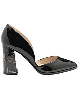 Dolcis Bertina block heel shoes
