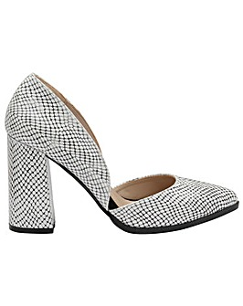 Dolcis Bertina block heel shoes