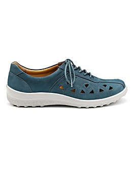 Hotter Daytime Lace Up Shoe