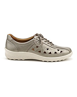 Hotter Daytime Lace Up Shoe