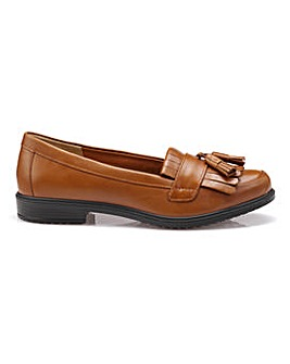 Hotter Hamlet Ladies Slip On Shoe