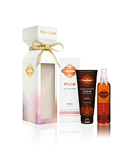 Fake Bake Gift Set Original