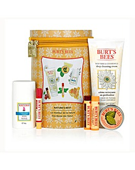 Burts Bees Natures Best Gift Set