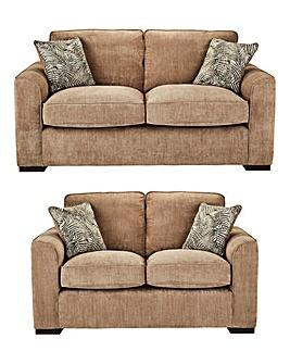 Palma Three plus Two Seater Sofa