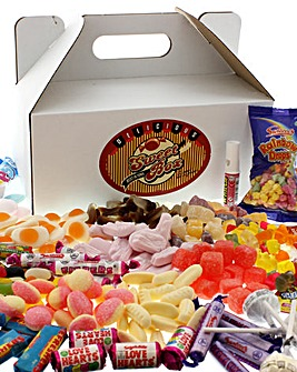 Personalised Retro Sweet Box - Large