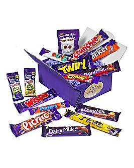 Cadbury Chocolate Box