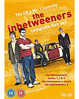 Inbetweeners Complete Box Set