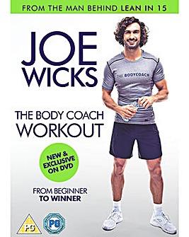 Joe Wicks Bodycoach Work Out