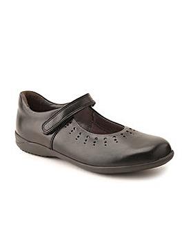 Start-rite Mary Jane black leather