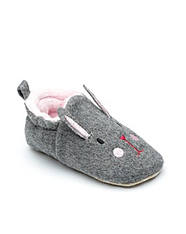 Chipmunks Baby Lottie Slippers