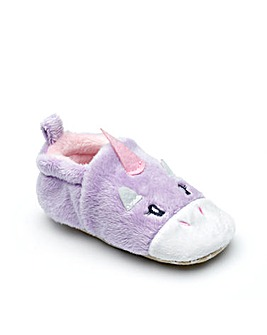 Chipmunks Baby Rainbow Slippers