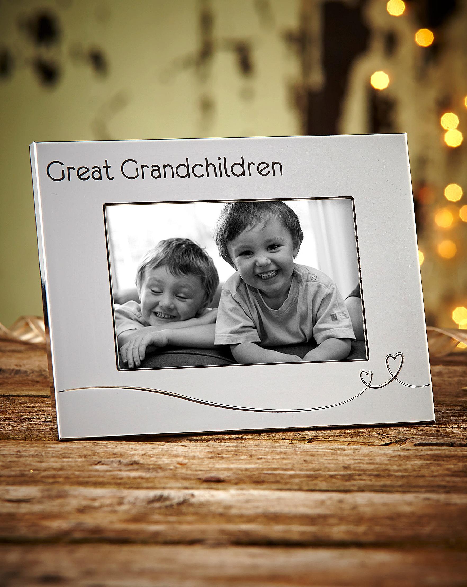 Great Grandchildren Frame | Simply Be