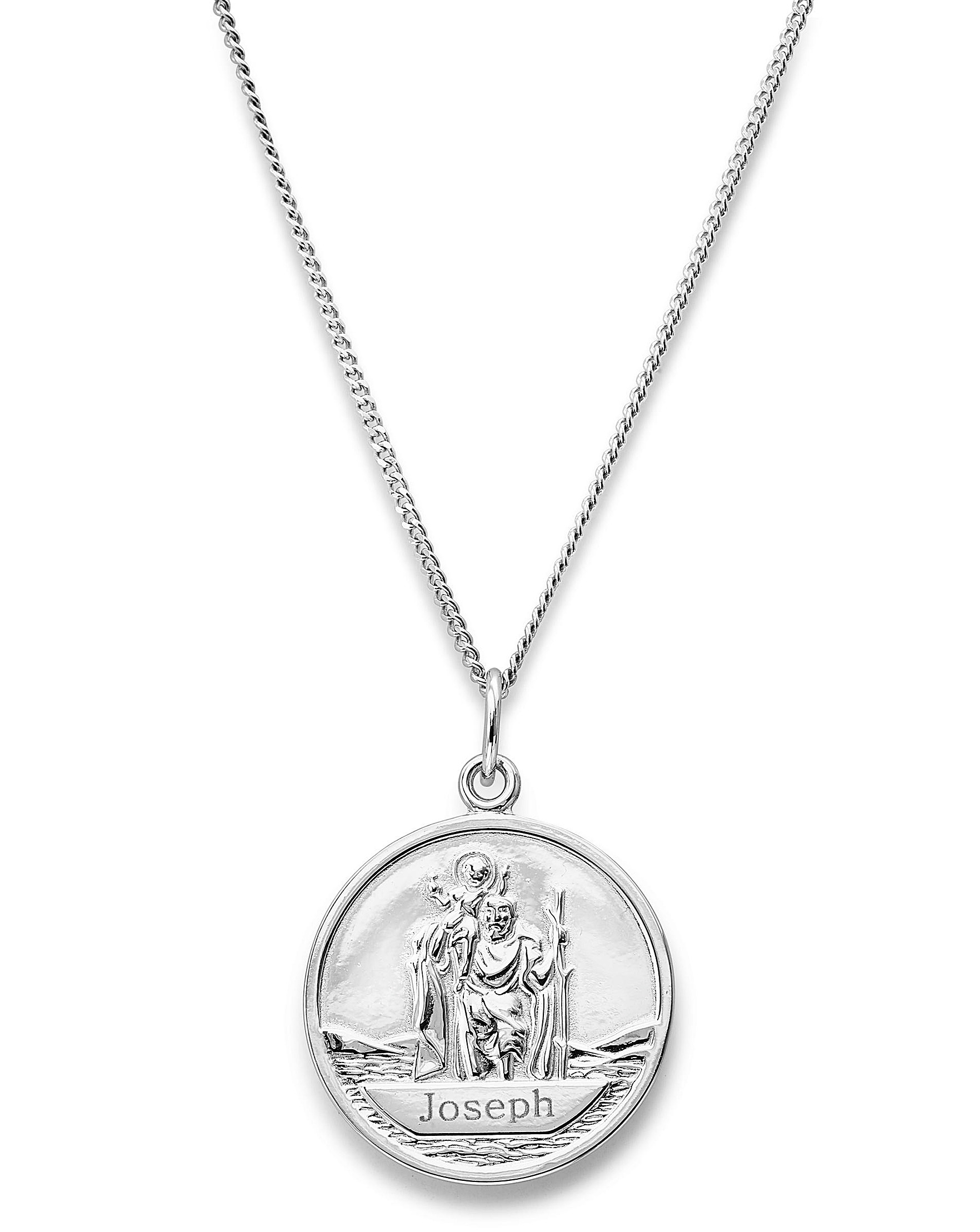 peace necklace indonesia novica from religious s heavenly men silver p mens sterling pendant