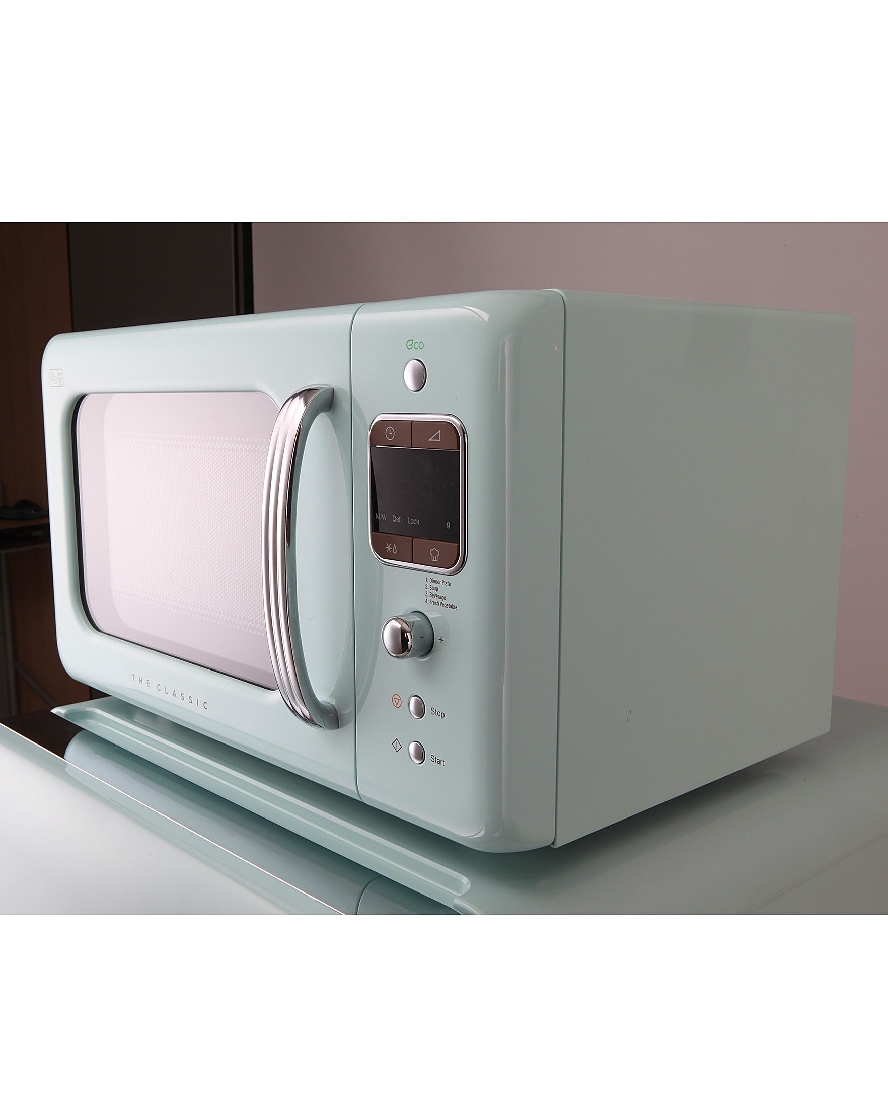 Microwave Daewoo - Microwave Baked Potato