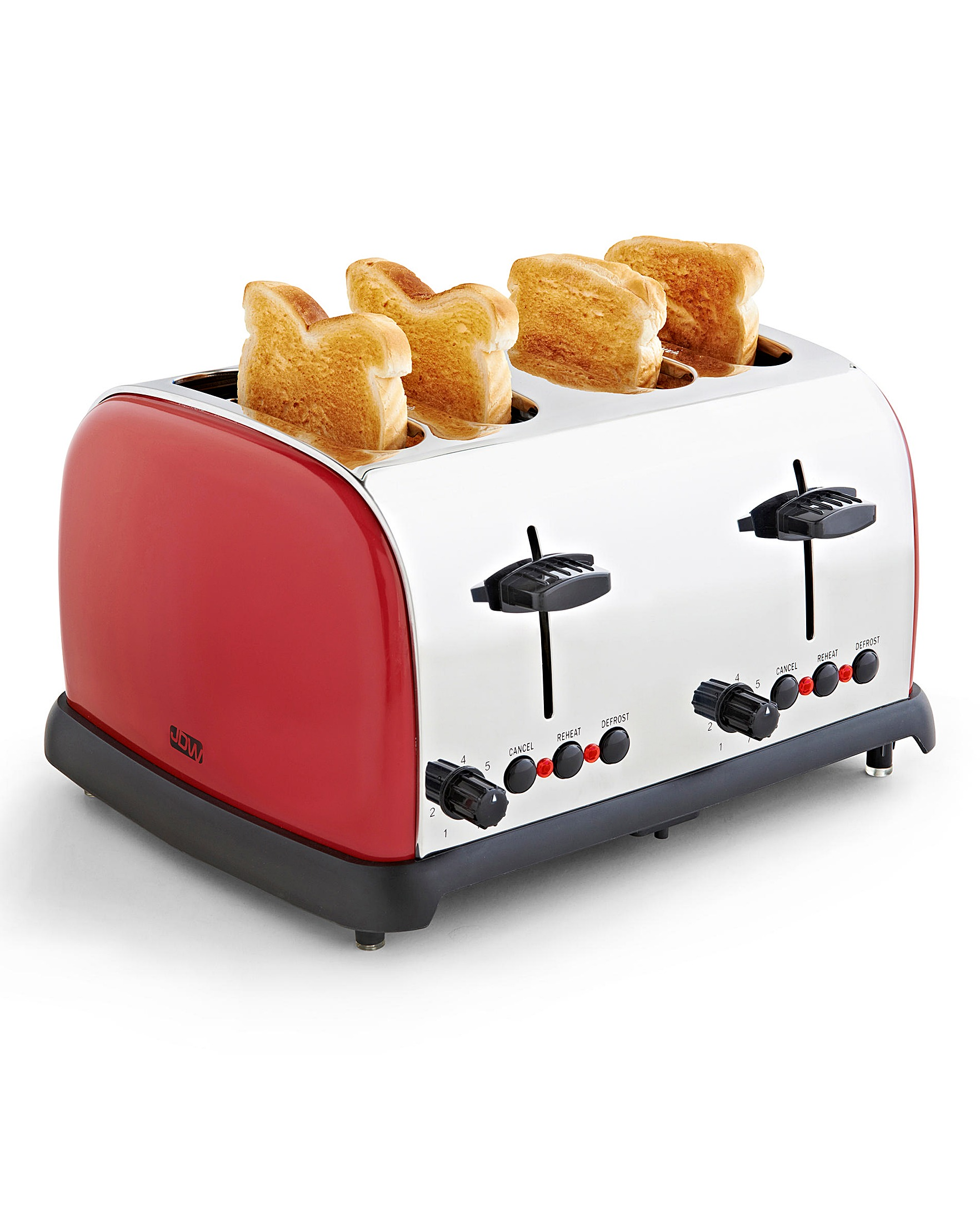 rapid toaster steel com walmart decker toast stainless ip fast black slice