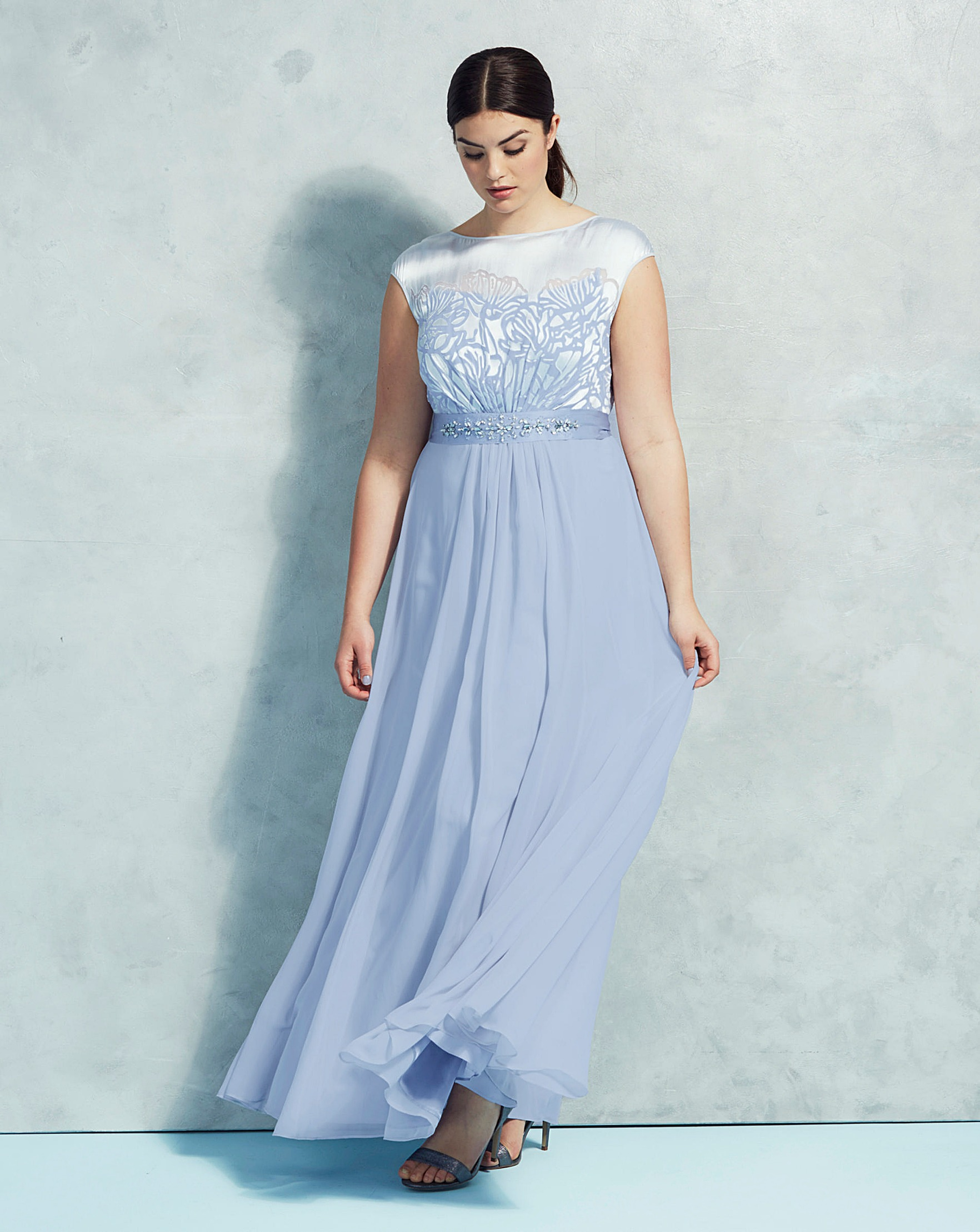 Coast Lori Loretto Maxi Dress | Simply Be