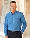 Premier Man Blue Action Shirt R