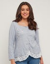 Joe Browns Romantic Crinkle Top